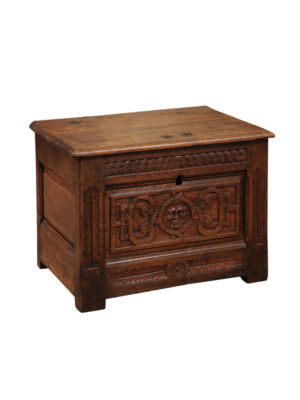 16th Century French Coffer