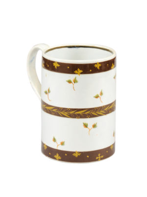 18th Century English Pearlware Mug