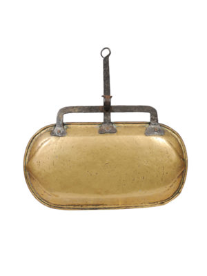 19th Century French Brass Epicurean Accessory
