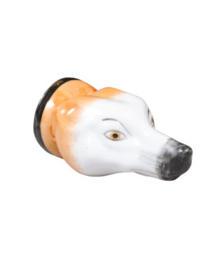 19th Centuy Stirrup Cup Fox Head