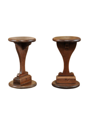 Pair of Drink Tables