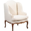 Regence Style Wing Chair