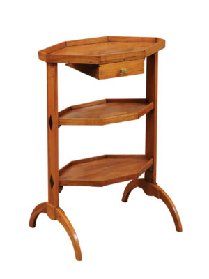 Directoire Fruitwood Work Table