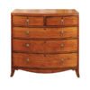 George III Satinwood Chest of Drawers
