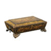 19th Century English Chinoiserie Work Box
