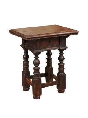 18th Century Walnut Drink Table