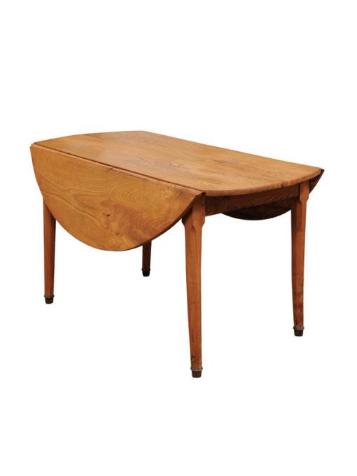 Directoire Peirod Ash Breakfast Table