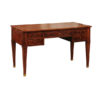 20th C French Directoire Style Mahogany Desk