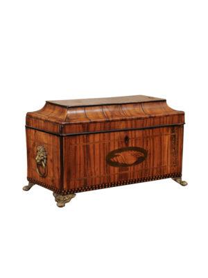 George III Inlaid Box