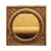 Early Carved Giltwood Mirror