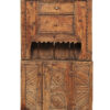 17th Century Spanish Pine Cabinet