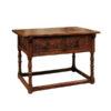 17th Century Spanish Walnut Table