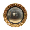 19th Century English Giltwood Bullseye Mirror