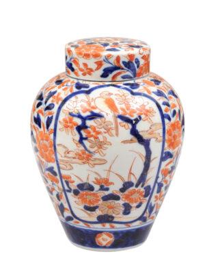 19th Century Imari Jar