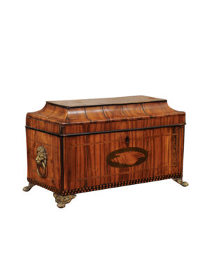 George III Inlaid Box