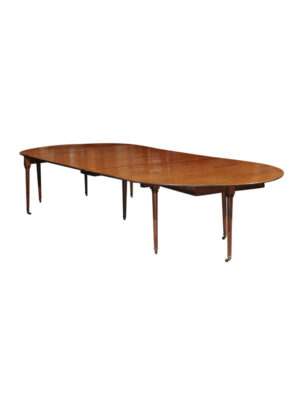 19th Century French Fruitwood Dining Table