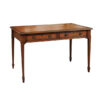 English Mahogany Writing Table