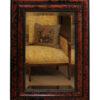 Late 19th Century Italian Baroque Style Mirror