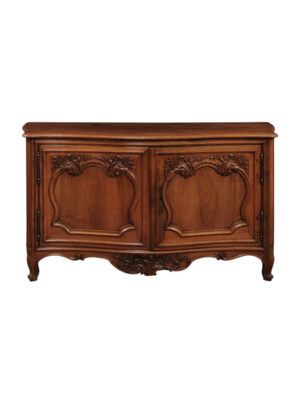Louis XV Period Walnut Buffet