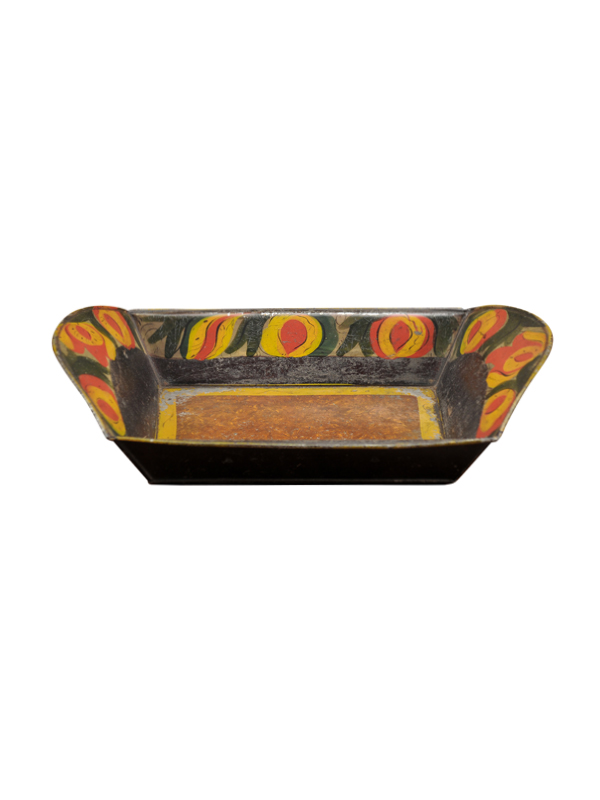 19th Century American Tole Bread Tray