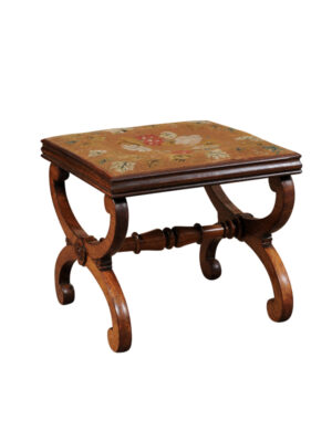 19th Century English Rosewood Bench