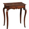 19th Century French Louis XV Style Oak Side Table