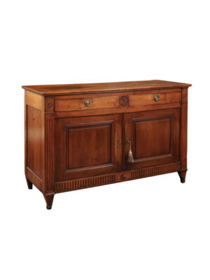 Early 19th Century French Fruitwood Buffet