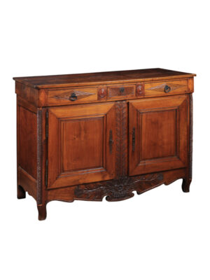 Early 19th Century French Walnut Buffet