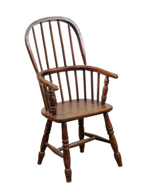 19th Century Child's Windsor Chair