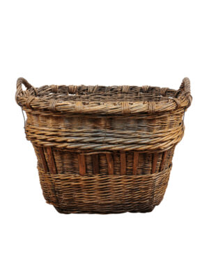 19th Century French Basket