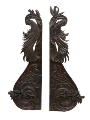 18th Century French Carved Architectural Elements