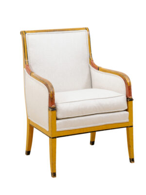 19th Century French Empire Bergere
