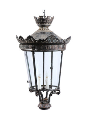 19th Century Parisian Lantern