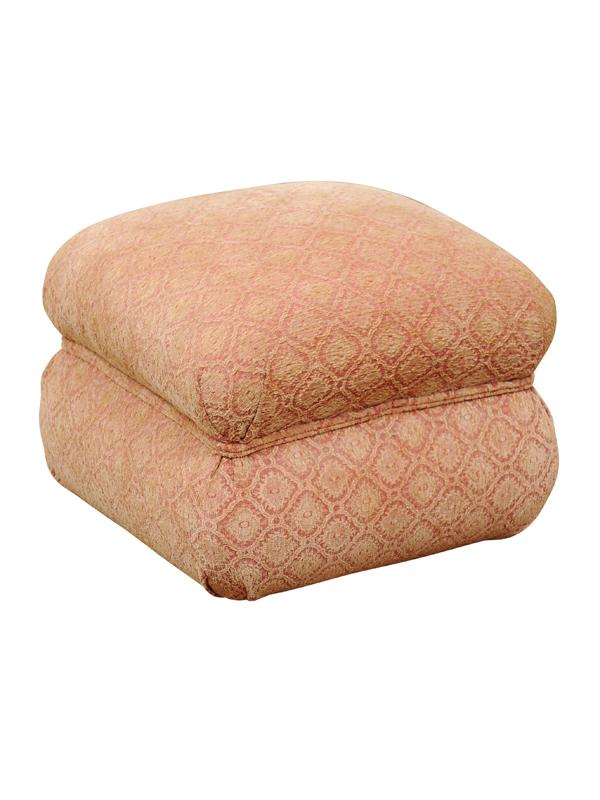 20th Century Upholstered Footstool