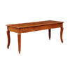 Early 19th Century Louis XV Style Fruitwood Farm Table
