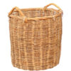 Large Woven Basket w: Handles