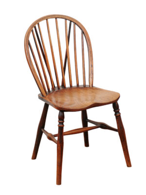 English Oak Windsor Chair