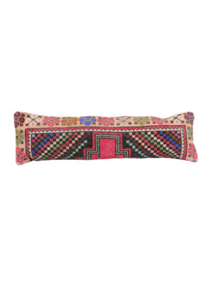 Turkish Textile Lumbar Pillow