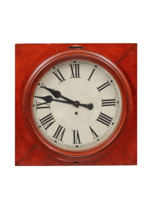 Early 20th Century American Wall Clock