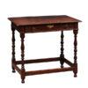 Late 18th Century English Oak Side Table