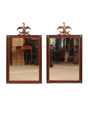 Pair of Federal Style Mirrors