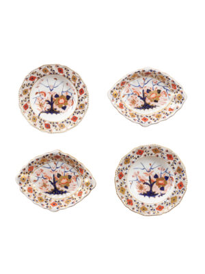 Derby Tree of Life Porcelain Set
