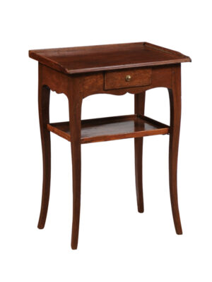 Louis XV Period Walnut Side Table