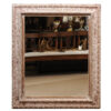 19th Century Italian Carved Painted Mirror