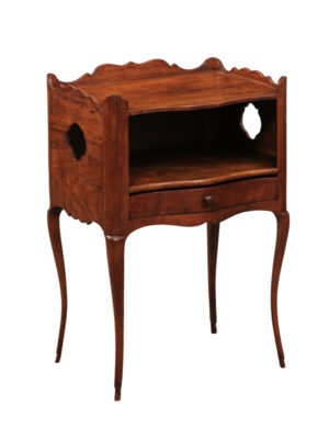 Louis XV Walnut Chevet