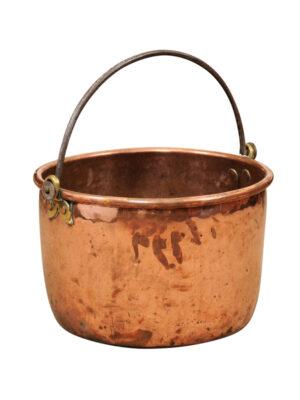 18th Century Copper Pot
