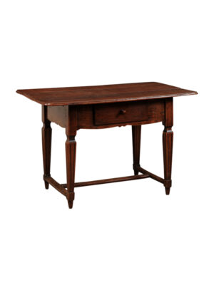 18th Century French Walnut Writing Table