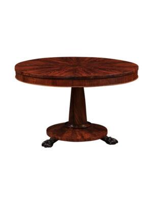 19th Century Mahogany Center Table