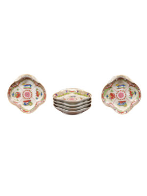 Bengal Tiger Pattern Shell Shaped Dishes