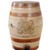 19th Century English Stoneware Gin Jar